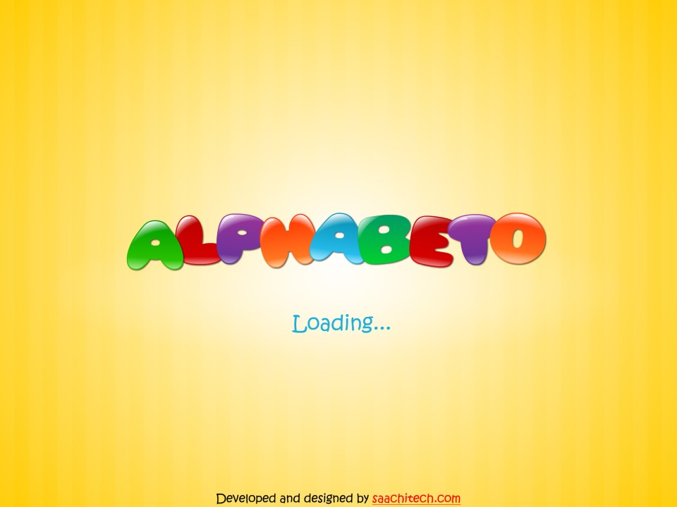 Alphabeto Game